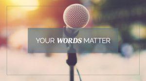 wordsmatter